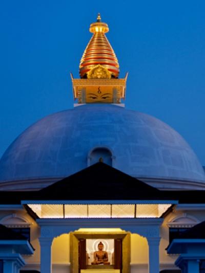 尼泊爾藍毗尼「世界和平團結中心」